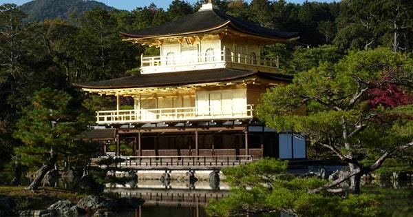 بناهای تاریخی کیوتوی باستان