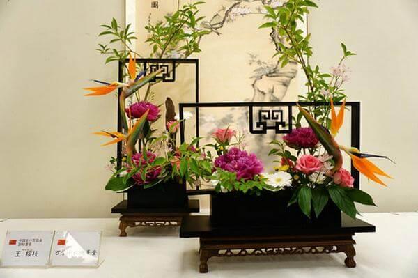 گل آرایی ژاپنی