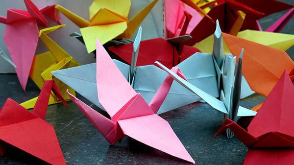 هنر تا کردن کاغذ (اوریگامی)