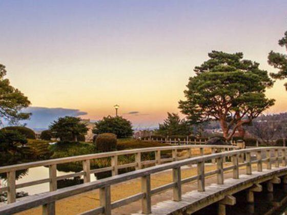۱۲ مکان دیدنی شهر کانزاوا ژاپن